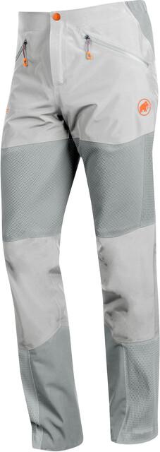 Mammut Hose Mit Klettergurt : Mammut nordwand hs flex pants men marble granit campz